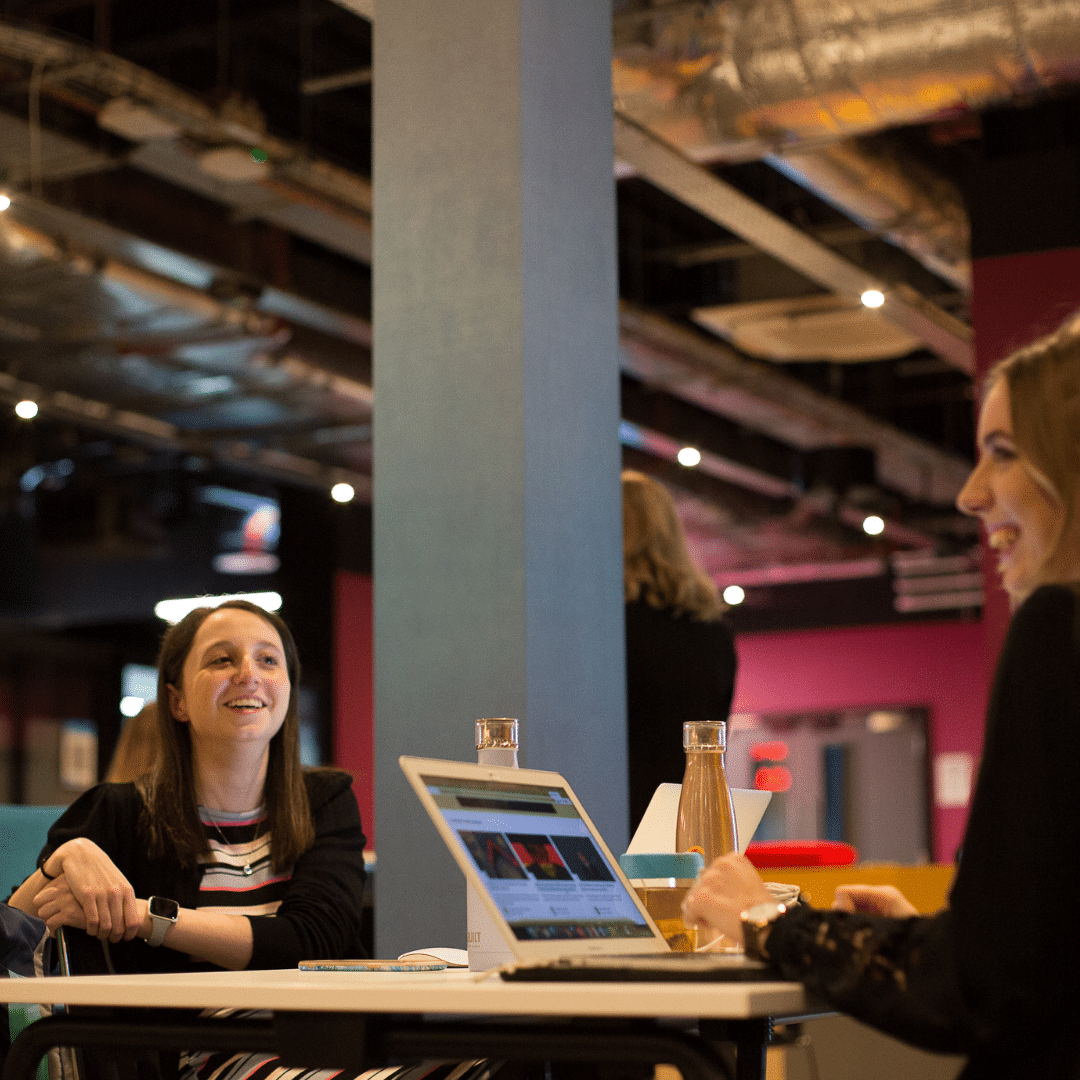 Who runs the tech world? Girls!