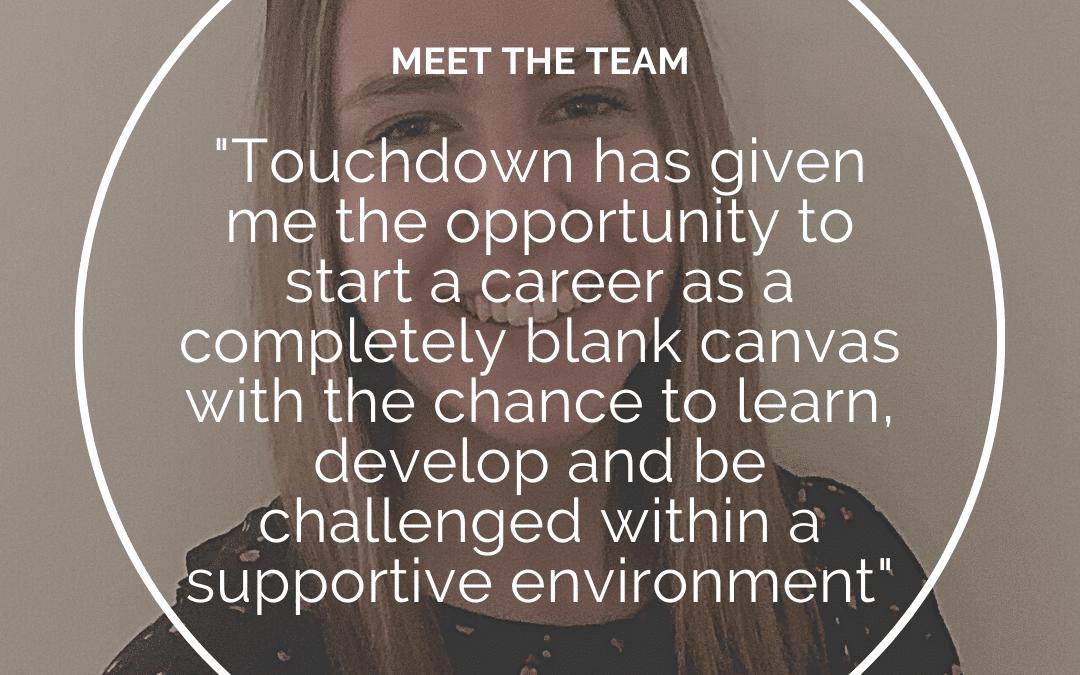 Meet the Team – Gemma Carter